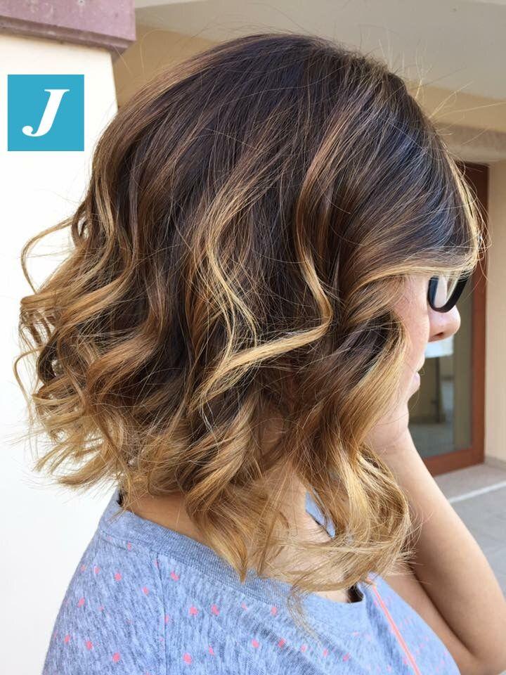 Degradé Joelle Sand e #longbob Taglio Punte Aria #cdj #degradejoelle #tagliopuntearia #degradé #igers #musthave #hair #hairstyle #haircolour #longhair #ootd #hairfashion #madeinitaly #wellastudionyc