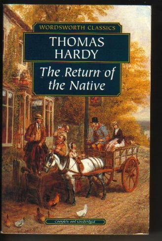 """The Return of the Native"" by Thomas Hardy.  If you have a heart, you will fall in love with The Reddleman.  <3 Diggory Venn <3"