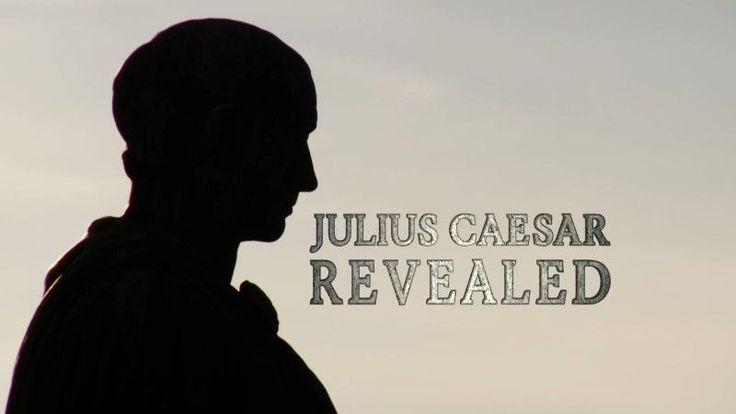 Julius Caesar Revealed Julius Caesar is the most famous Roman of them all: brutal conqueror, dictator and victim of a gruesome assassination on the Ides of March 44 BC. 2,000 years on, he still shapes the world. He has given us some political slogans we still use today (Crossing the Rubicon), his name lives on in the month of July, and there is nothing new about Vladmir Putin's carefully cultivated military image and no real novelty in Donald Trump's tweets and slogans. #history