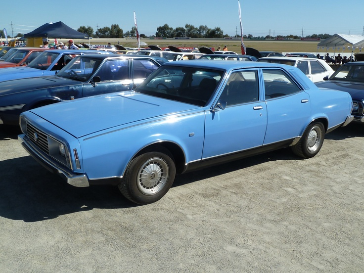 Leyland P76 Coupe Force 7V (one of only 7 prototypes made in 1974)