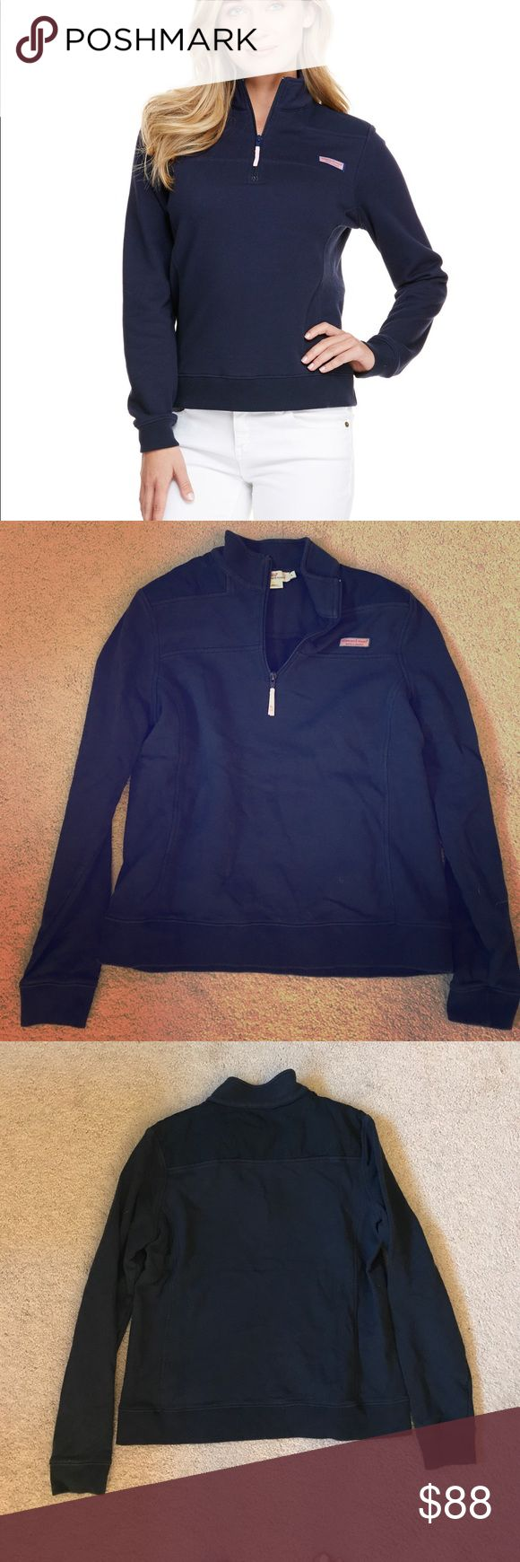 Vineyard Vines Shep Shirt Pullover Worn and washed 1x! No trades, sorry! Vineyard Vines Sweaters