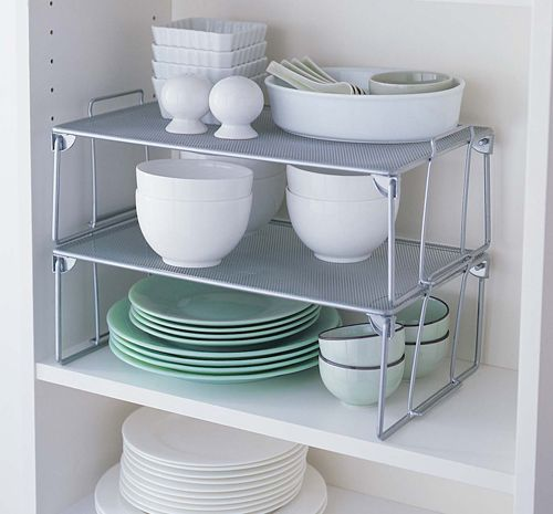 27 Best Shelves Under Cabinet Images On Pinterest: 206 Best Images About Kitchen Organizing Ideas On