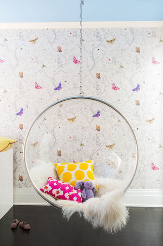 3 Girls Bedrooms by Designer Nicole Hollis