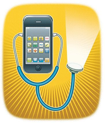 Telemedicine means caregivers are remote, but their care isn't Telemedicine is already here in some forms, and more tools may be coming soon to your smartphone.