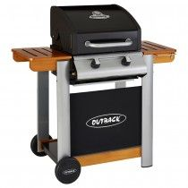 Genuine Outback Spectrum 2 burner hooded barbecue