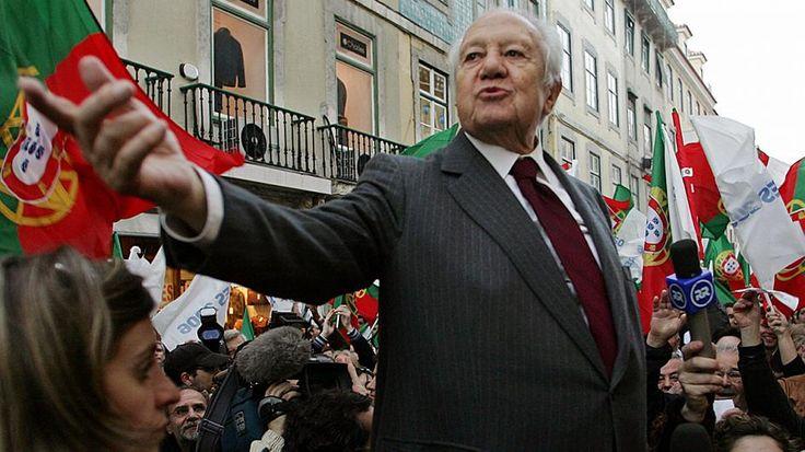 Mário Soares, la voz portuguesa del socialismo europeísta