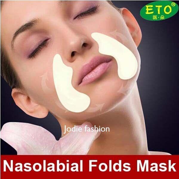 Face Mask Nasolabial Folds, 5pack Anti-aging Anti-wrinkle