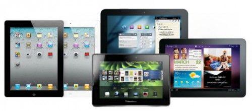 Tablet pc'lerin içinde neler var?