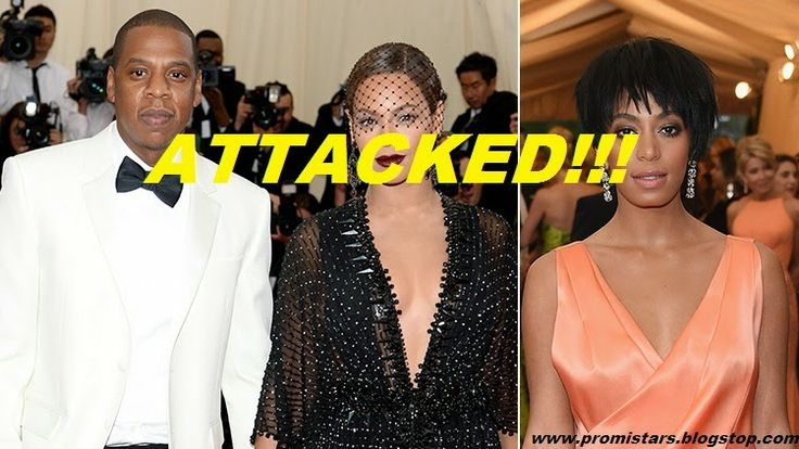 News Topics - Around The World: Jay Z Physically ATTACKED by Beyonce's Sister