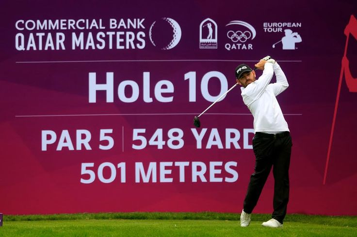 Louis Oosthuizen and Pablo Larrazabal set the pace with bogey-free 65s while Ernie Els Branden Grace and Sergio Garcia stayed in touch on a windy opening day  Louis Oosthuizen set himself up to win in his first start of the year when the South African shot a seven-under-par 65 to share the first-round lead with Spanish star Pablo Larrazabal at the 19th Commercial Bank Qatar Masters.  Belgian Bomber Nicolas Colsaerts a Ryder Cup winner in 2012 is one off the pace after belting a bogey-free 66…