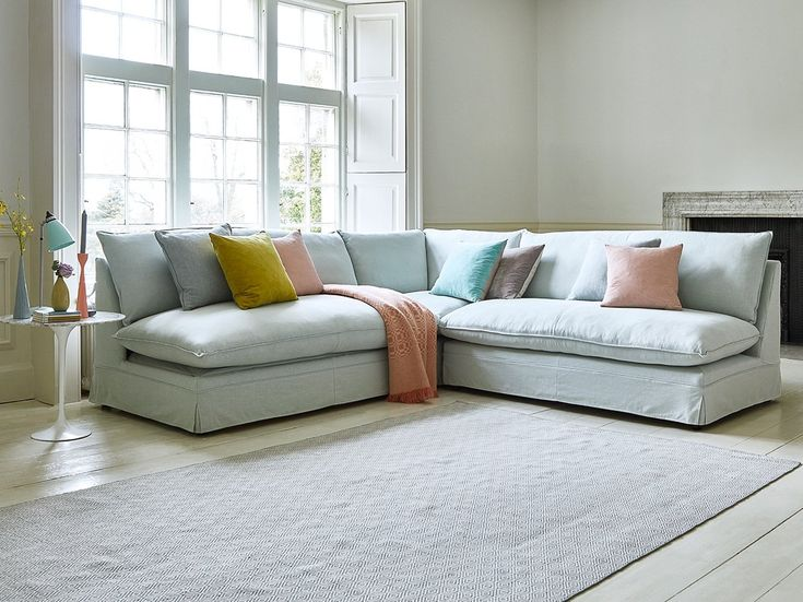 The Deverill 8 Seater Modular Sofa Bed