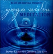 Yoga Nidra Meditation CD: Extreme Relaxation of Conscious Deep Sleep [Audiobook] [Audio CD] -- by Swami Jnaneshvara Bharati.  Click the picture to read more....
