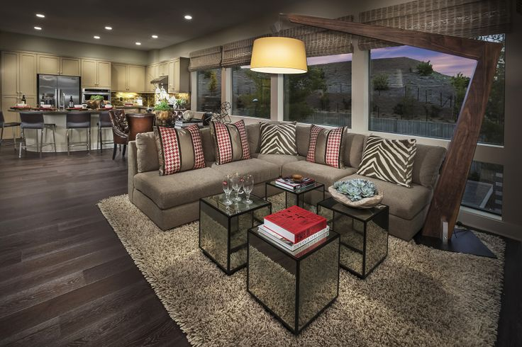 Plan 1 Loft Style Living Lucent Shea Homes San Diego Mission Valley Civita Lucent