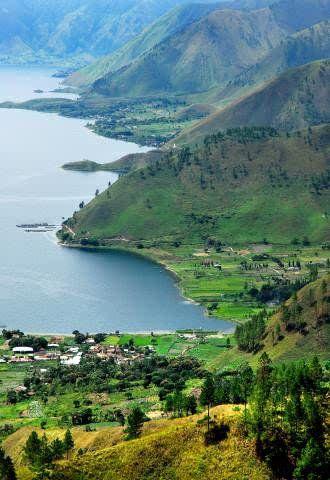 Brastagi, Sumatera Utara - Indonesia