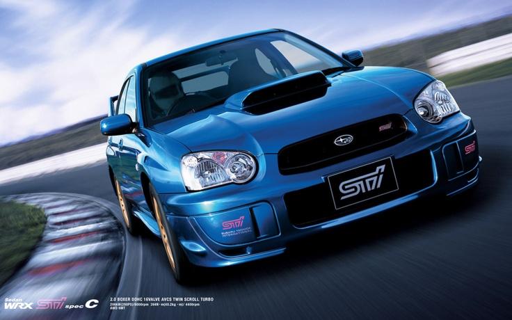 2005 Subaru Impreza WRX STi Type RA Spec C