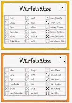 hier Material für die Kinder,   die gerne ein bisschen zusätzliches Futter haben…     LG Gille   Schrift: Grundschrift Will Software     … – Iru