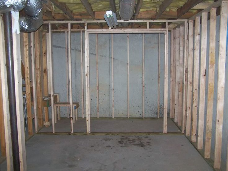 Best Of Cost to Frame Basement
