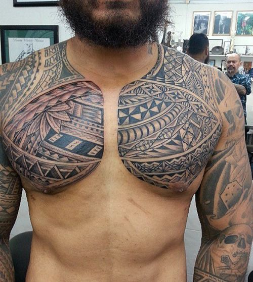 Best 25 Tribal Chest Tattoos Ideas On Pinterest: Best 25+ Tribal Sleeve Tattoos Ideas On Pinterest