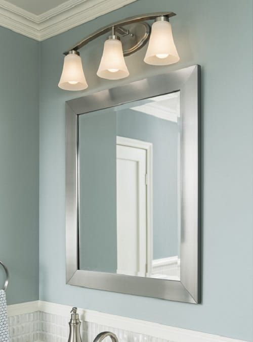 Captivating 13 Topmost Lowes Bathroom Vanity Mirror That You Should Buy