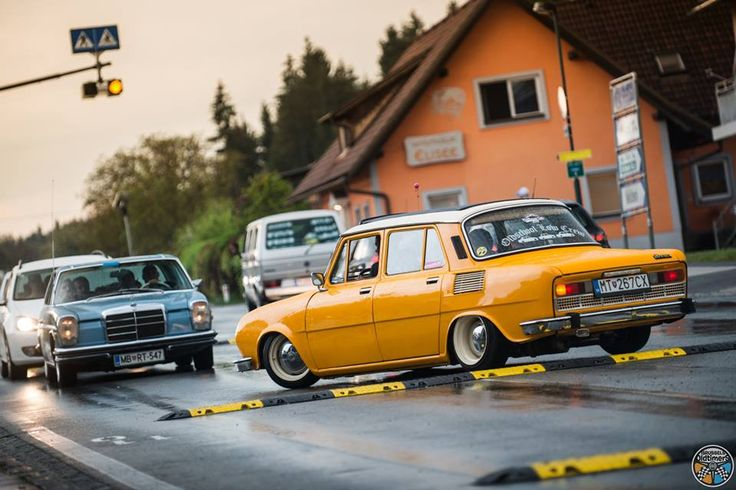 Škoda 110 Low