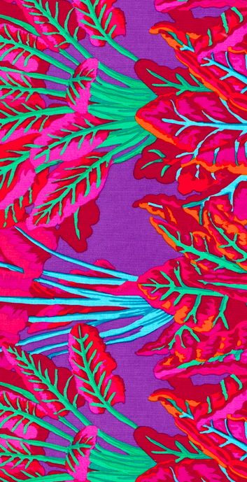 Kaffe Fassett design - made my partner a pair of pyjamas out of this fabric. he…