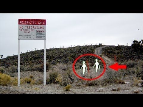 5 Mysterious Area 51 UFOs Caught on Camera 2017   Best and Amazing Video...