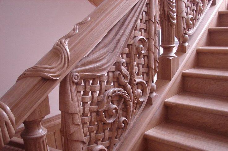 резные балясины для лестниц - Пошук Google