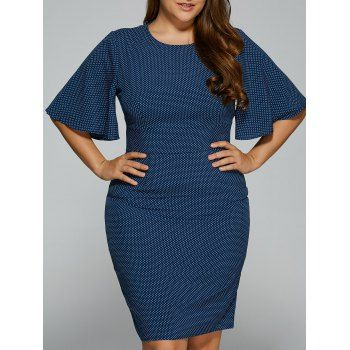 SHARE & Get it FREE | Polka Dot Packet Buttock Plus Size DressFor Fashion Lovers only:80,000+ Items·FREE SHIPPING Join Dresslily: Get YOUR $50 NOW!
