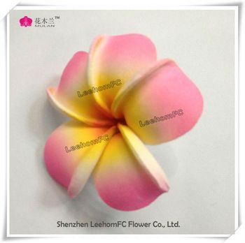 artificial real touch plumeria flowers dried plumeria flower