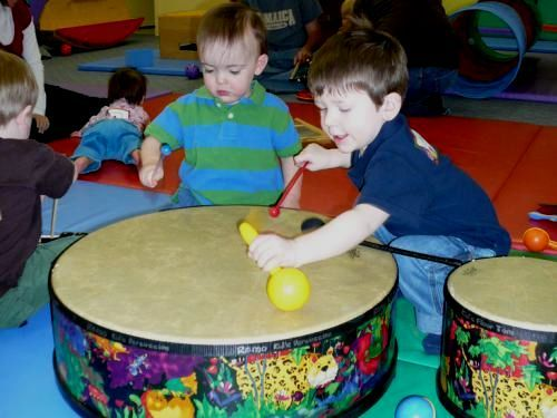 Music Classes for Babies, Toddlers and School-Age Kids: Gymboree Music