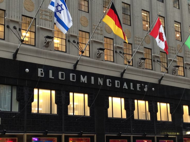 Bloomingdales...feeling the need to go back to NY!!