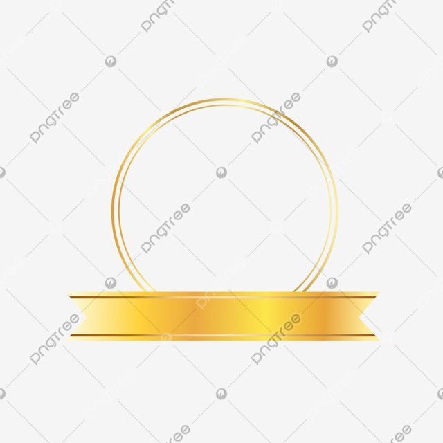 Golden Ribbon With Golden Frame Valentine Ribbon Banner Png And Vector With Transparent Background For Free Download Flower Frame Cute Disney Wallpaper Geometric Background