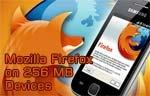 Firefox 256MB, Penetrasi Mozilla ke Android Kelas Bawah
