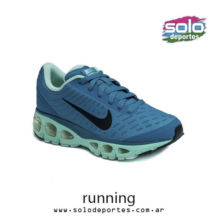 Air Max Tailwind+ 5 W Verde/Negro/Verde Agua  Marca: Nike 510010555415303   $ 919,00 (U$S 155,77)