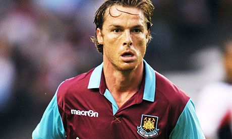 Scott Parker of West Ham
