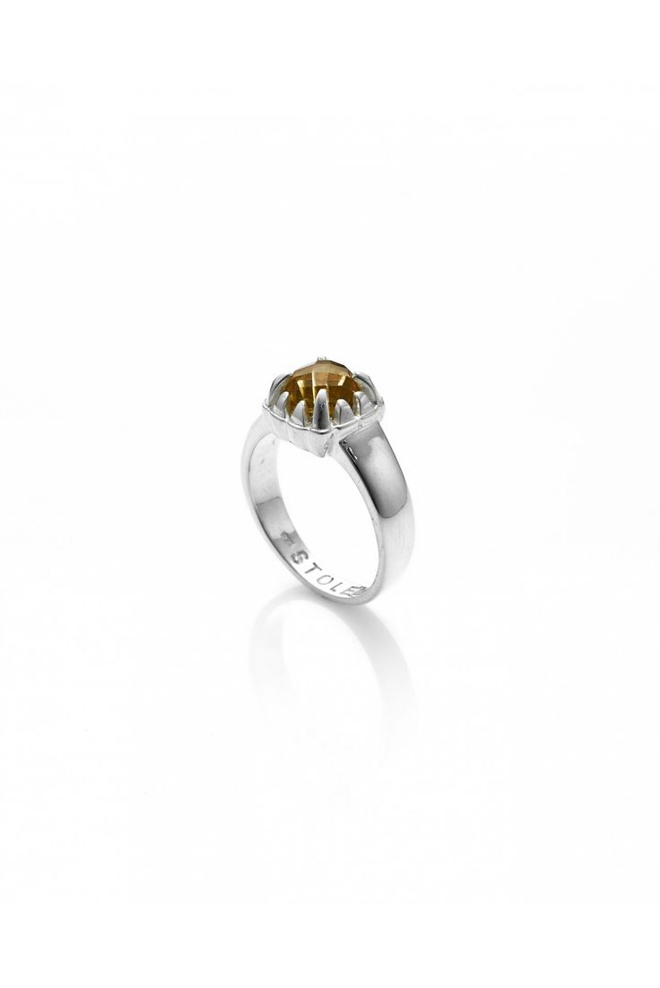 Baby Claw Ring Critine - Silver / Critine - View All - Jewellery | Stolen Girlfriends Club