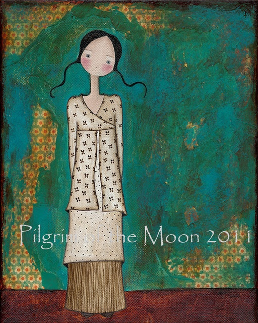 Pilgrim of the Moon - Judit Laboria