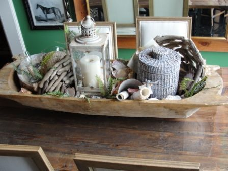 48 best images about dough bowls on pinterest miss mustard seeds fall flowers and sea shells - Kitchen table centerpiece bowls ...