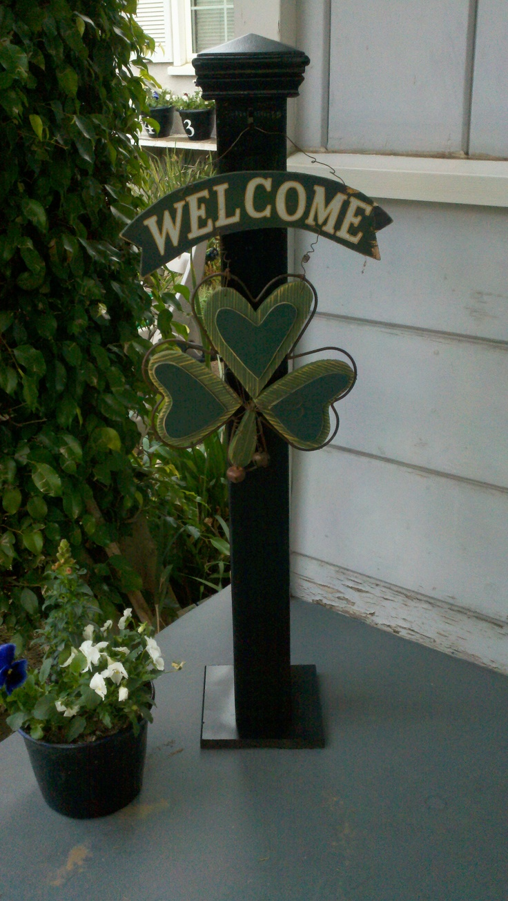 1000 Ideas About Front Porch Signs On Pinterest Diy