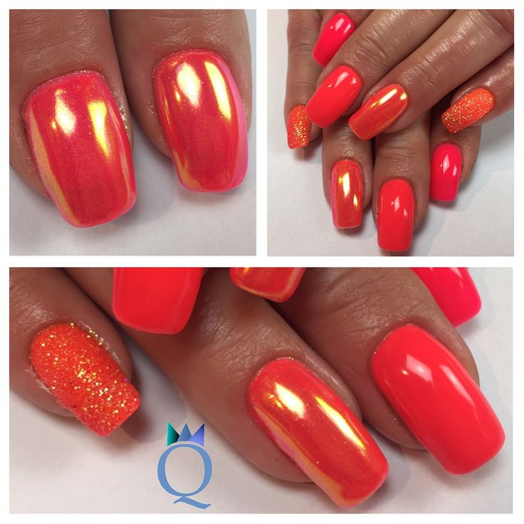 the 25 best red chrome nails ideas on pinterest metallic nails shiny nails and pinterest chrome. Black Bedroom Furniture Sets. Home Design Ideas