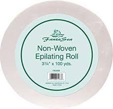 Epilating Roll