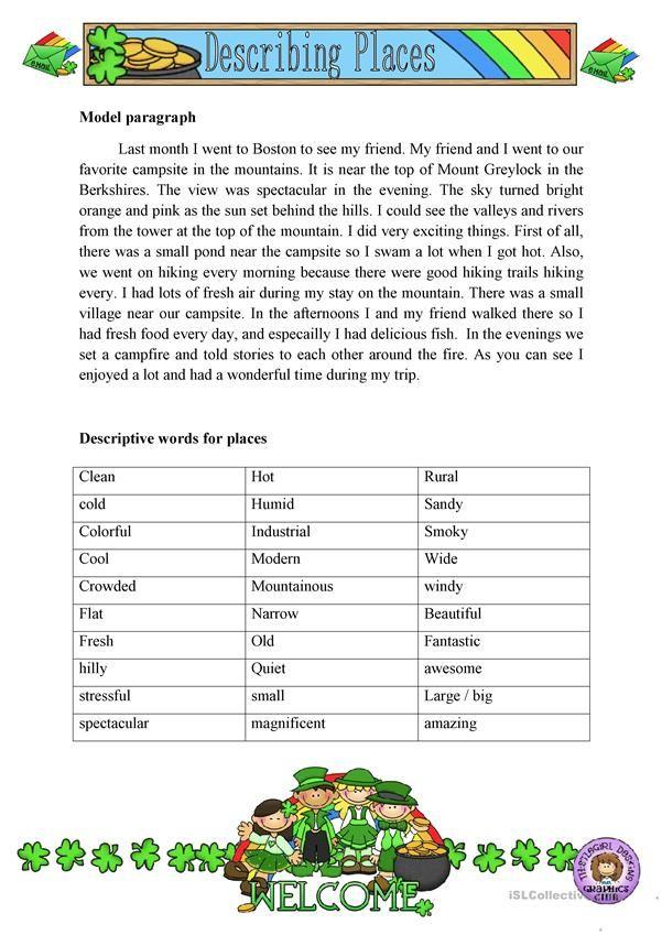 Pin On Grade 5 Worksheet english grade 5