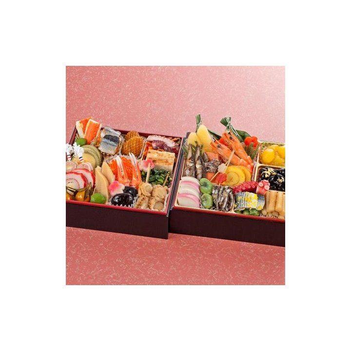 メルカリ商品: 2017年おせち 奥城崎シーサイドホテル謹製 和洋二段重36品目(2人前) #メルカリ