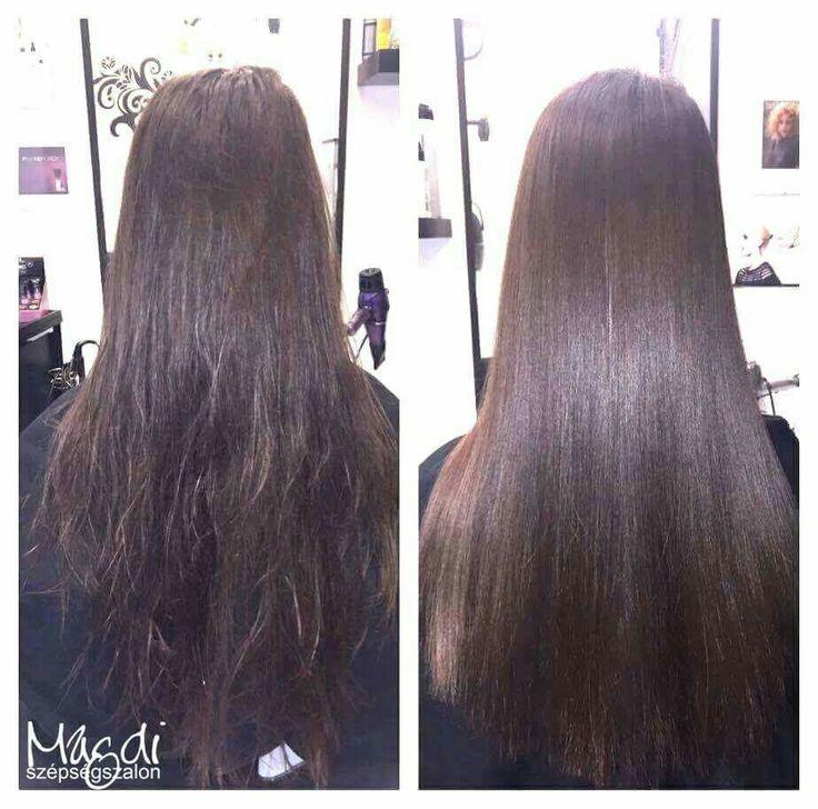 Tudd le a hajegyenesítést akár 3 hónapra. Ha ketten végzik még hamarabb is kész van 😃  www.magdiszepsegszalon.hu/tartoshajegyenesites  #brazilkeratin #brazilcacau #keratin #keratinoshajegyenesítés #hajegyenesítés #hairdresser #fodrász #beautysalon #szépségszalon #szeretjukamunkankat #ilovemyhair #ilovemyjob❤️ #szeretemahajam