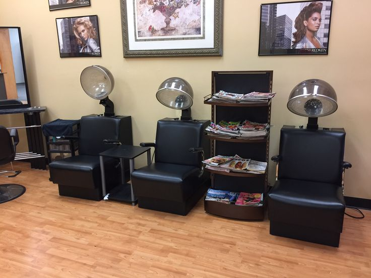 Used Salon Equipment available in Somers Point, NJ. Equipment includes Hair Stations, Nail Stations, Hair Dryers, Hair Washing Stations, and Reception Desk. Please call (800) 962-5307 for more information.