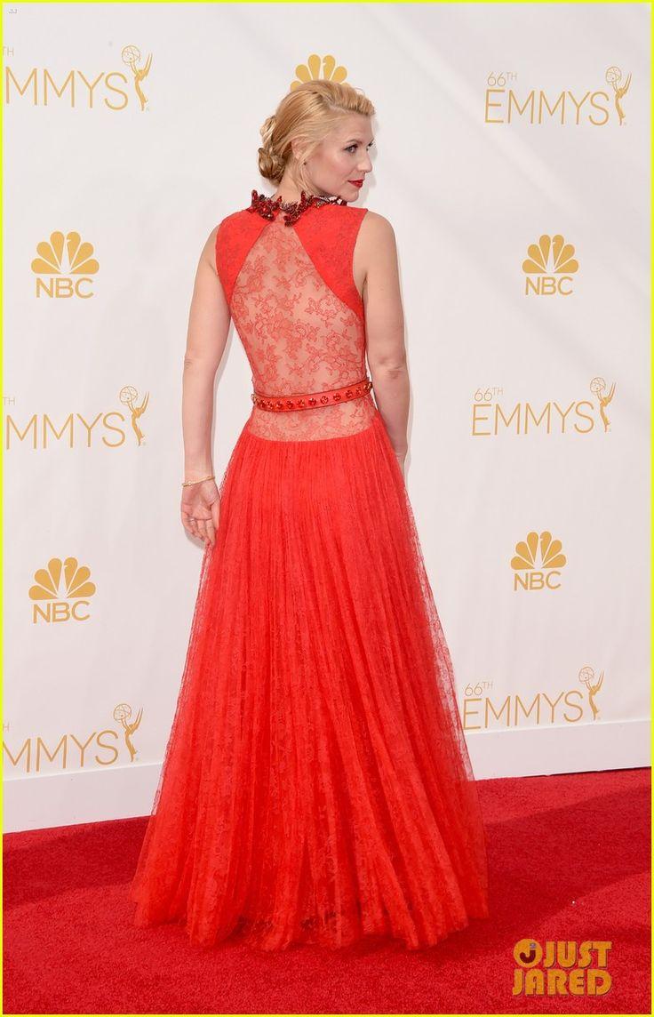 Claire Danes' Emmys 2014 Date: Hubby Hugh Dancy, Of Course! | claire danes hugh dancy emmys 2014 03 - Photo