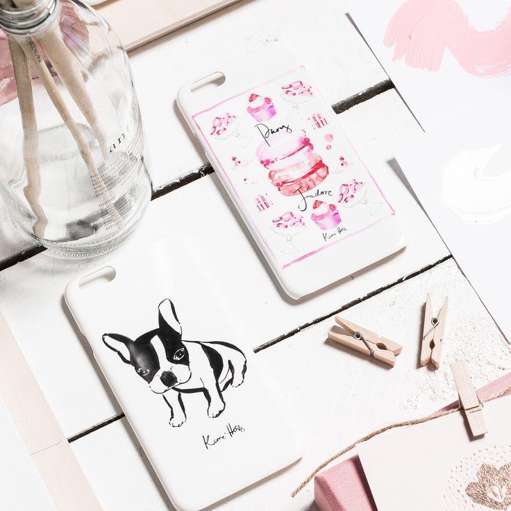 #flatlay #phone #pink #white #pretty