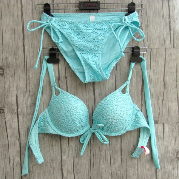 Women Bikini Bathing suits Swimwear Swimming Designer Sexy Secret push up Swimsuit Undenrwire Cups Bikinis