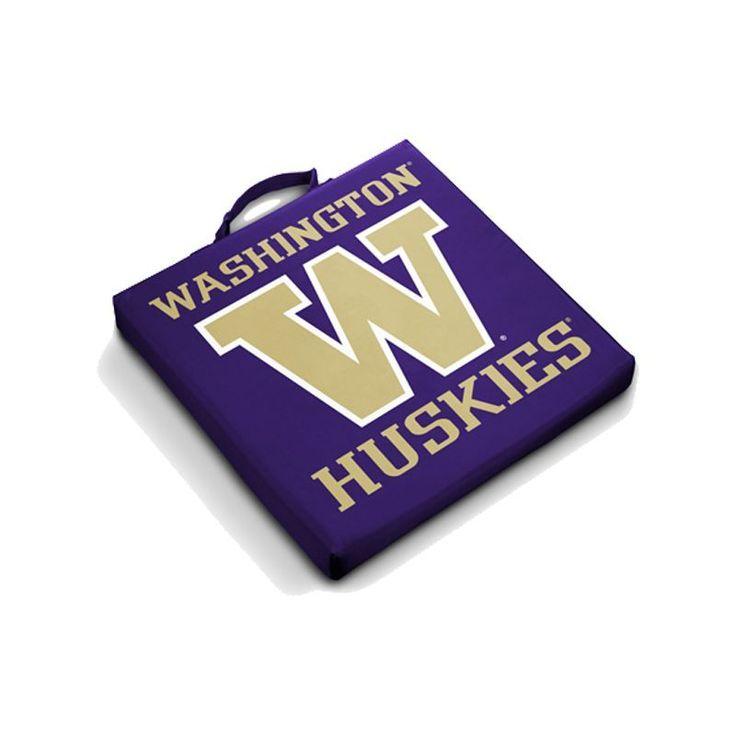 Washington Huskies Stadium Seat Cushion, Team