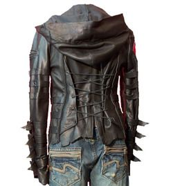 ajoylesseuphoria:  Yep. Junker Designs. That top jacket … must be mine.EDIT: Please stop removing the tags, and link to Junker's website, so people can actually find them. And also, I've been getting messages asking where the men's jackets are - they're all men's jackets with the exception of the top one, which is a unisex design.